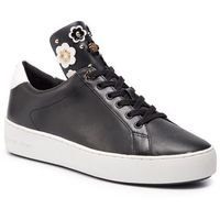 Sneakersy MICHAEL MICHAEL KORS - Mindy Lace Up 43S8MNFS2L Blk/Opticwht