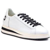 Sneakersy PHILIPPE MODEL - Vendome VELD VP04 Blanc Noir, w 7 rozmiarach