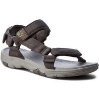 Sandały JACK WOLFSKIN - Seven Seas 2 Sandal W 4022441-6011040 Tarmac Grey, kolor szary