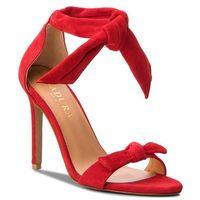 Sandały BADURA - 4675-69 Czerwony 916, w 5 rozmiarach