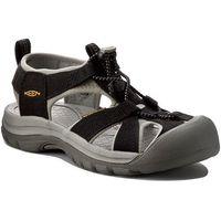 Sandały KEEN - Venice H2 1004006 Black/Neutral Grey, kolor czarny
