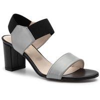 Sandały SAGAN - 3225 Szry Lico, kolor szary