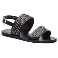 Sandały BADURA - 4926-69 Czarny 1553, kolor czarny