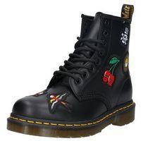 buty sznurowane '8 eye boot 1460' czarny marki Dr. martens