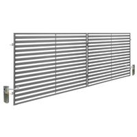 Brama automatyczna Polbram Steel Group Brava 3 5 x 1 5 m
