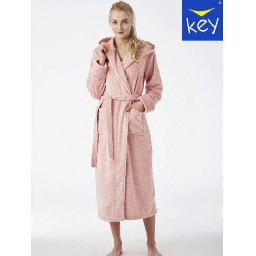 marika lgl 148 b8 różowy szlafrok damski, Key