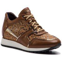 Simen Sneakersy - 00790 brązowy