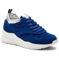 Sneakersy LIU JO - Karlie 14 B19009 PX025 Deep Blue 93933, kolor niebieski