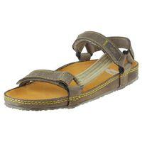 Sandały NIK Giatoma Niccoli 07-0090 - Brązowe 011, kolor brązowy