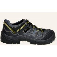Sandały TECHWORK 1108 S1 P SRC CZARNE M3 45, kolor czarny