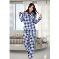 Piżama damska florencja, flanela 100% bawełna marki M-max