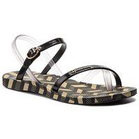 Sandały IPANEMA - Fashion Sand. V Fem 82291 Black/Smoke 22155, w 5 rozmiarach
