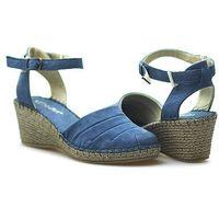 Sandały Venezia 810318550B W7 Niebieskie
