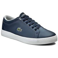 Sneakersy LACOSTE - Straightset Lace 316 1 7-32SPJ0103003 Nvy, 1 rozmiar