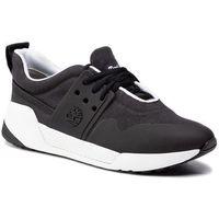 Sneakersy TIMBERLAND - Kiri Up Sneaker TB0A226K0011 Black Canvas, kolor czarny