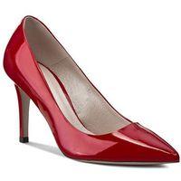 Szpilki GINO ROSSI - Savona DCG211-S36-JE00-0700-0 38, kolor czerwony