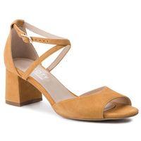 Sandały KOTYL - 3803 Żółty Miele, w 6 rozmiarach