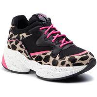 Sneakersy - jog 09 b69041 px045 black/nude s1007 marki Liu jo