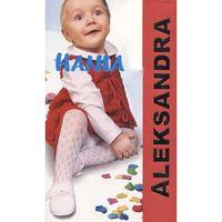 Rajstopy hania 92/98, biały. aleksandra, 68-74, 80-86, 92-98, 68/74, 80/86, 92/98 marki Aleksandra