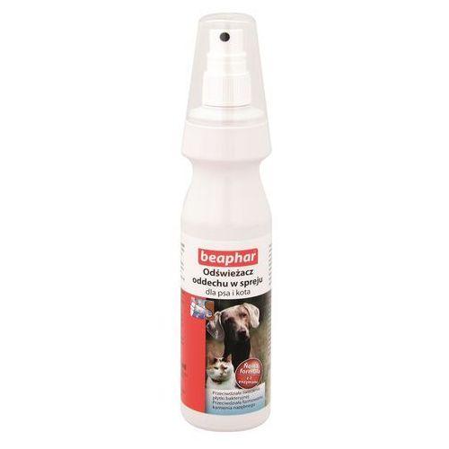 BEAPHAR Zahnpflege Zerstauber - odświeżacz oddechu w sprayu dla psa i kota 150ml (8711231129782)