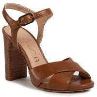 Sandały UNISA - Yina Gcr Sanddle Glass Crin, w 2 rozmiarach