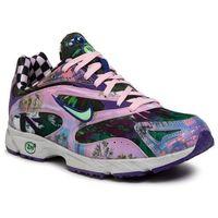 Nike Buty - streak spectrum plus prem ar1533 500 court purple/lt poison green