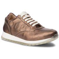 Sneakersy JOOP! - Hanna 4140004208 Bronce 957, kolor brązowy