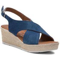 Sandały MARCO TOZZI - 2-28343-22 Denim 802, kolor niebieski