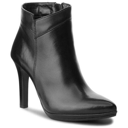 7f78471679345 Bardzo tanie Botki - 70444-09 black marki L? Najlepsze na : ShoeJob