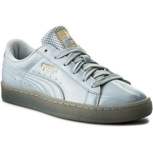 Sneakersy PUMA - Careaux Basket 362712 01 Halogen Blue, kolor niebieski