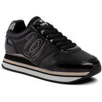 Sneakersy WRANGLER - Jungle WL92642A Black 062, kolor czarny