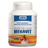 megavit multi vit canis: opakowanie - 400 tabletek marki Mikita
