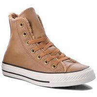 Sneakersy - ctas hi 557926c chipmunk/chipmunk/egret, Converse, 36-37.5