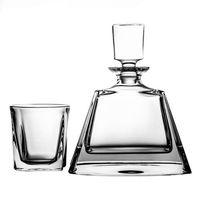 Crystal julia Karafka i 6 sztuk szklanek kryształowych 2093 (8593403677488)