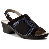 Scholl Sandały - maniola stretch sandal f26739 1004 black