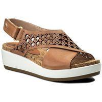 Sandały PIKOLINOS - W1G-1602 Apricot, kolor brązowy