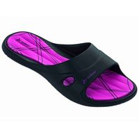 Klapki rider slide feet vii 82214-20753 czarny/różowy 40 marki Rider-ipanema