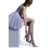 Rajstopy Knittex Moments 20 den 2-S, silver/odc.szarego. Knittex, 2-S, 3-M, 4-L, kolor szary