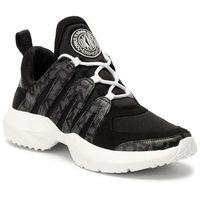 Sneakersy DKNY - Lynzie K2920209 Neo/Tc Logo Black Blk, kolor czarny