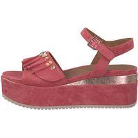 sandały damskie 39 różowy marki Tamaris