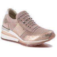Sneakersy QUAZI - QZ-12-02-000077 612, kolor różowy