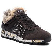 Sneakersy - lucy-d 2623 brązowy czarny marki Premiata