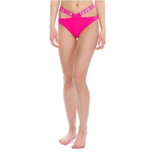 Calvin Klein Dolna część stroju kąpielowego Różowy S (8718935345586)