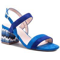 Sandały - 20249 dazzlig blue 66 marki Menbur