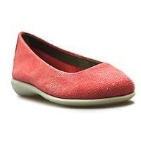 Baleriny Flexx 9102/184 Marlboro Czerwone, kolor czerwony