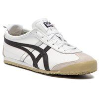 Asics Sneakersy - onitsuka tiger mexico 66 dl408 white/black 0190