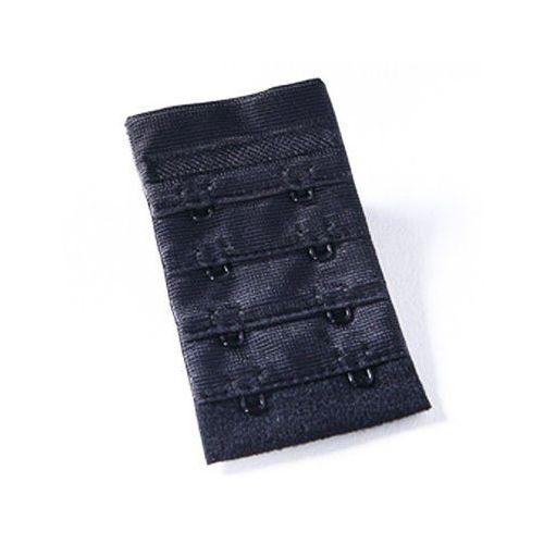 Naturana wstawka poszerzająca obwód biustonosza dla kobiet karmiących 4,0 cm kolor czarny