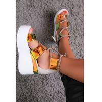 Sandały damskie ZERMA, w 5 rozmiarach