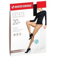 Sesto Senso Estate 20 DEN Rajstopy damskie (5902385308847)