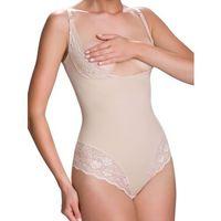 Eldar Vanilia body korygujące damskie comfort beżowe - beżowy